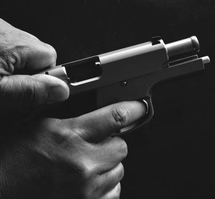 gun-hand